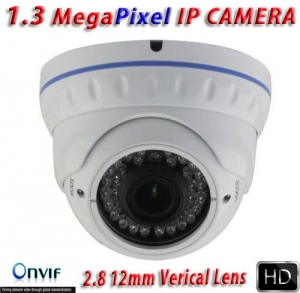 CA-245 2.4 MEGAPIXEL 2.8-12MM VARIFOCAL IP KAMERA
