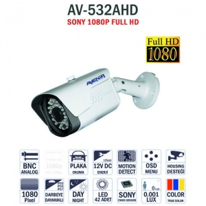 AV-532AHD - Sony Full Hd 1080P Kamera